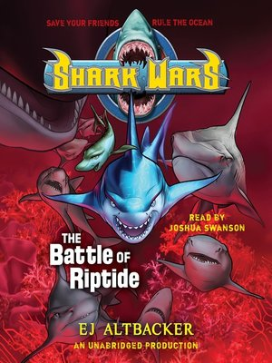 cover image of Shark Wars 2
