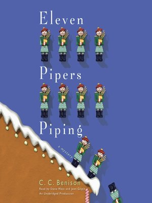 cover image of Eleven Pipers Piping