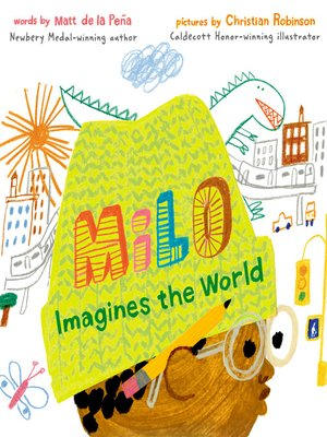 cover image of Milo Imagines the World