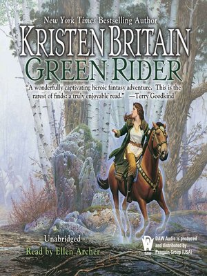 cover image of Green Rider