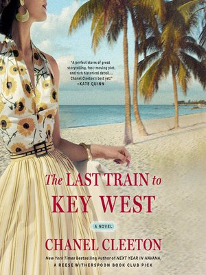 cover image of The Last Train to Key West