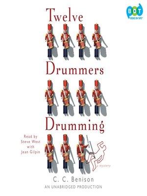 cover image of Twelve Drummers Drumming