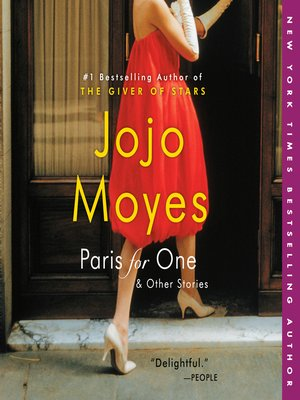 cover image of Paris for One and Other Stories