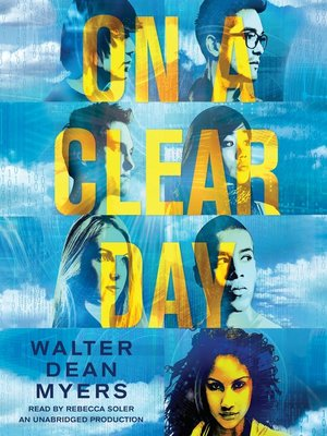 cover image of On a Clear Day