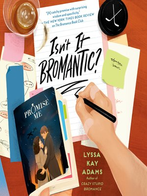 cover image of Isn't It Bromantic?