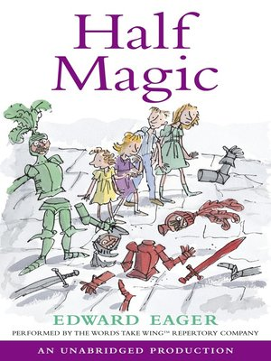 cover image of Half Magic