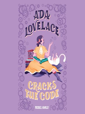 cover image of Ada Lovelace Cracks the Code