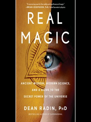 cover image of Real Magic