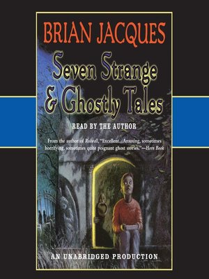cover image of Seven Strange & Ghostly Tales