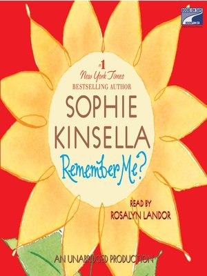 cover image of Remember Me?