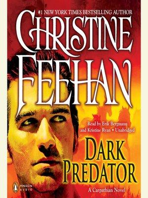 cover image of Dark Predator