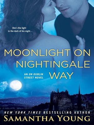 cover image of Moonlight on Nightingale Way
