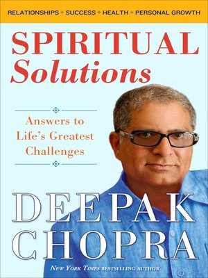 cover image of Spiritual Solutions