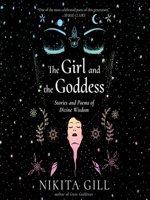cover image of The Girl and the Goddess