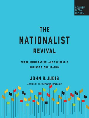 cover image of The Nationalist Revival