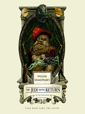 cover image of William Shakespeare's The Jedi Doth Return