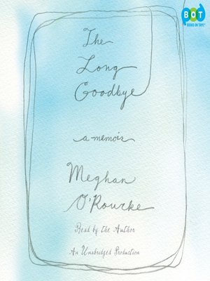 cover image of The Long Goodbye
