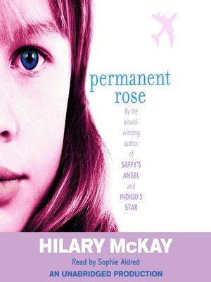 cover image of Permanent Rose