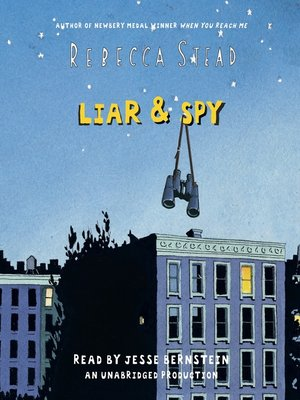 cover image of Liar & Spy