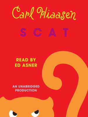 cover image of Scat