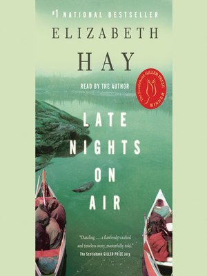 cover image of Late Nights on Air