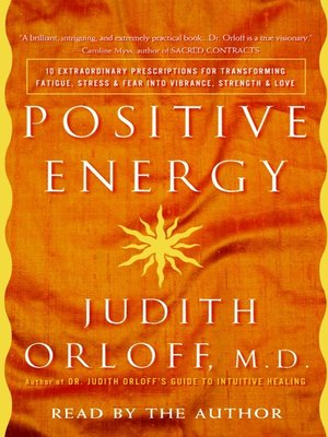 cover image of Positive Energy