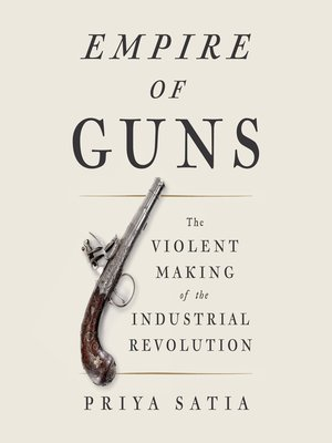 cover image of Empire of Guns