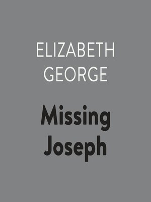 cover image of Missing Joseph