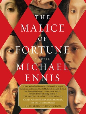 cover image of The Malice of Fortune