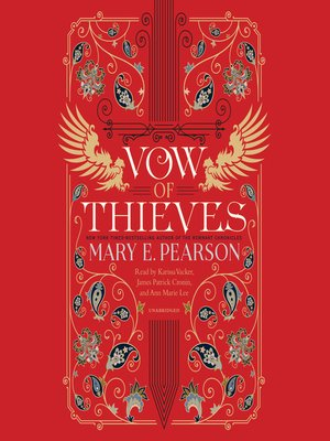 cover image of Vow of Thieves
