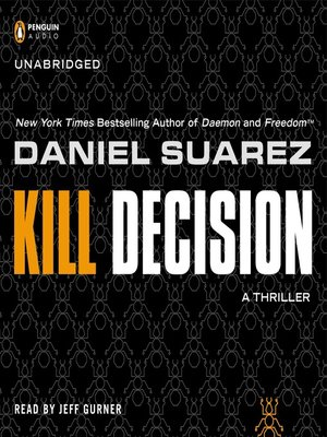 cover image of Kill Decision