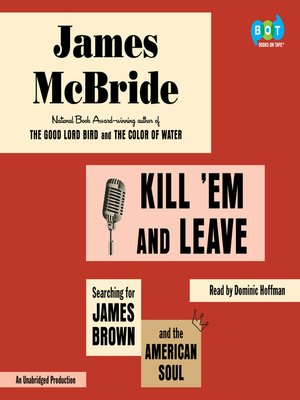 cover image of Kill 'Em and Leave