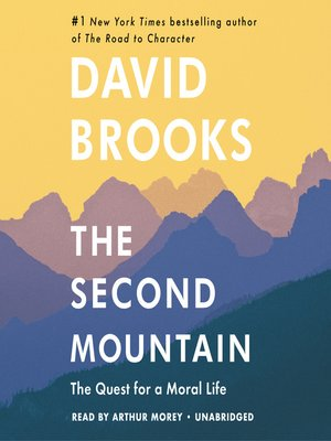 cover image of The Second Mountain