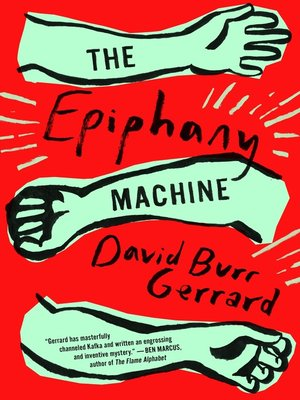 cover image of The Epiphany Machine