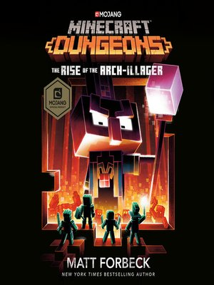 cover image of Minecraft Dungeons