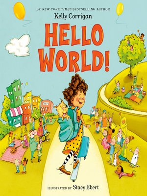 cover image of Hello World!