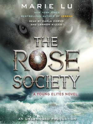 cover image of The Rose Society