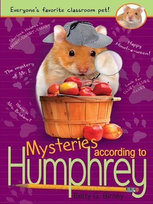 cover image of Mysteries According to Humphrey