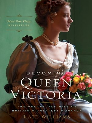 cover image of Becoming Queen Victoria