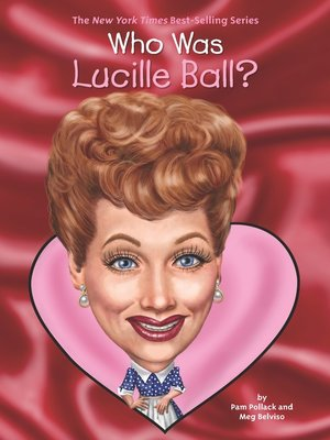 cover image of Who Was Lucille Ball?