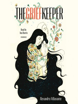 cover image of The Grief Keeper