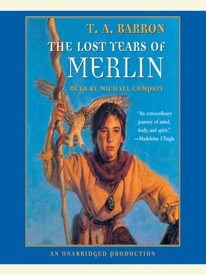 cover image of The Lost Years of Merlin