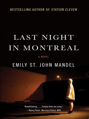 cover image of Last Night in Montreal