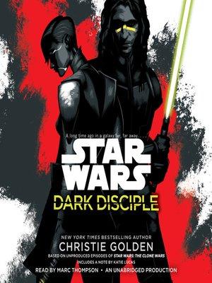 cover image of Dark Disciple