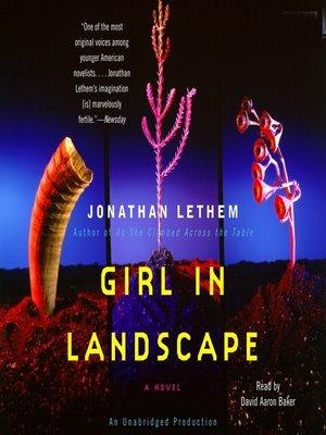 cover image of Girl in Landscape