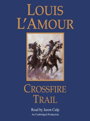 cover image of Crossfire Trail