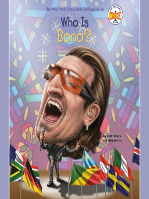 cover image of Who Is Bono?