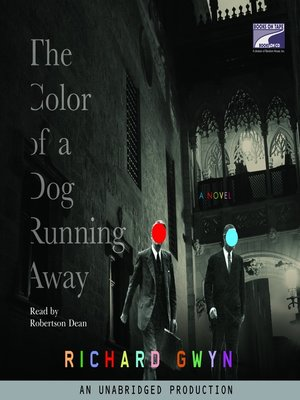 cover image of The Color of A Dog Running Away