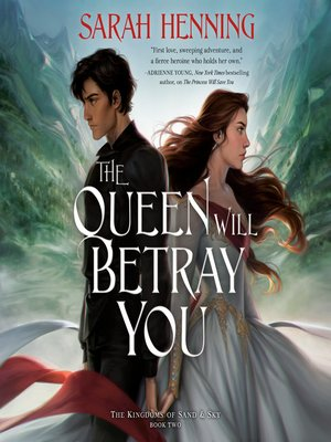 cover image of The Queen Will Betray You