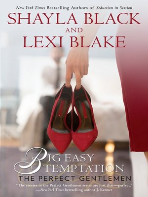 cover image of Big Easy Temptation